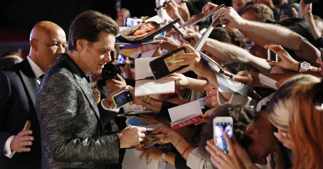 Palette Cleanse: Jim Carrey Puts a Stop to the Political Paintings Following His 'Quest to Rid' America of a 'Madman'