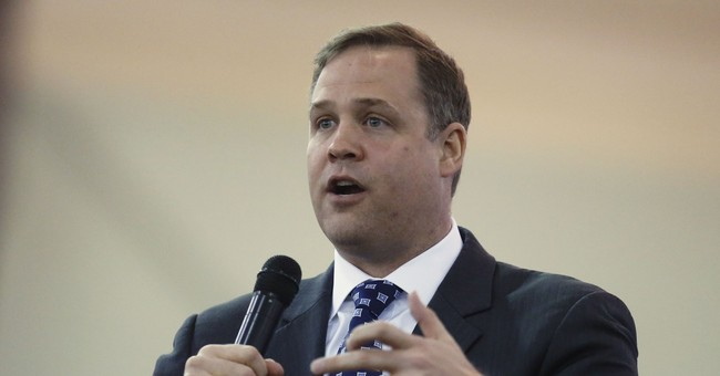 Why Jim Bridenstine is Well Qualified to Head NASA