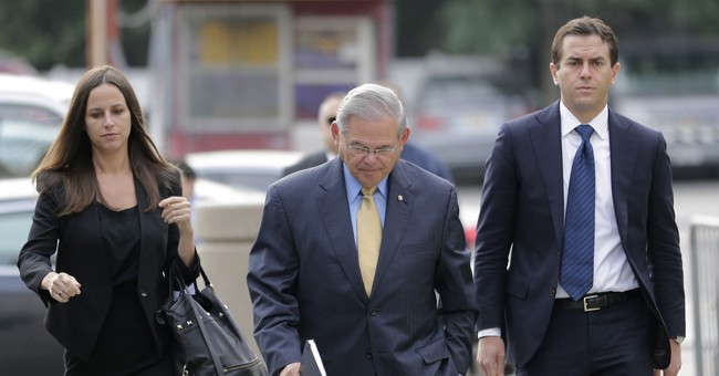 RUN! Senate Democrats Head For The Hills When Asked About Menendez Corruption Fiasco