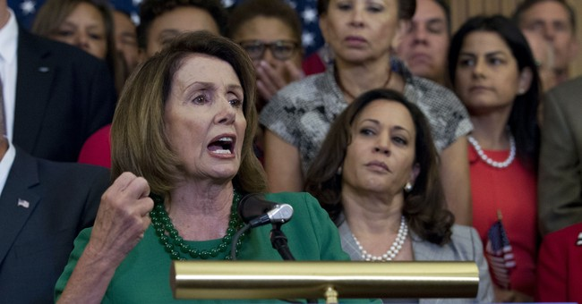Pelosi: Let's Face It, DREAMers' Parents Did Something 'Great' By Breaking Our Laws