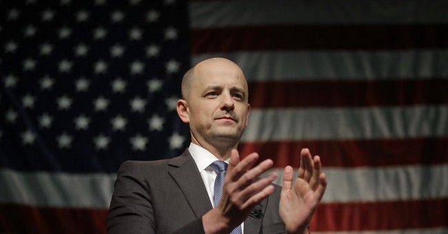 McMullin Suggests Trump, Gillespie Are Exaggerating MS-13 Violence in Virginia