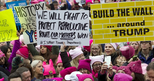 Women's March Celebrates World's Top Torturers of Women