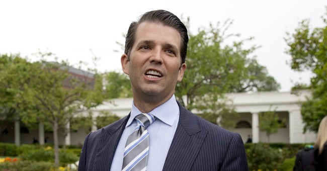 Trump Jr. Wanted to Meet with Russian Lawyer to Obtain Info on Clinton's 'Fitness' for Office