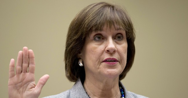 Judicial Watch: DOJ Giving Lerner a Pass is Bogus and Trump Should Order a Full Review of the Scandal