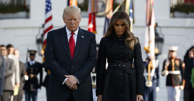 WATCH: The President and First Lady Participate in a 9/11 Observance