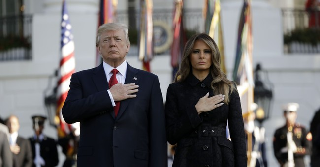 Trump Marks First 9/11 Anniversary as President: We Are More Determined Than Ever
