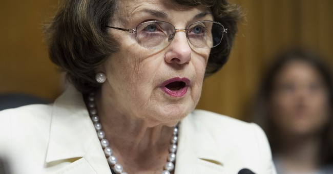 Uh Oh: California Democratic Party Didn't Endorse Feinstein's Re-election Bid