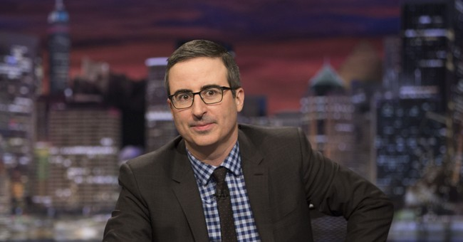 HBO's John Oliver Pulls a Chuck Todd and Uses Out of Context Video to Attack AG Barr