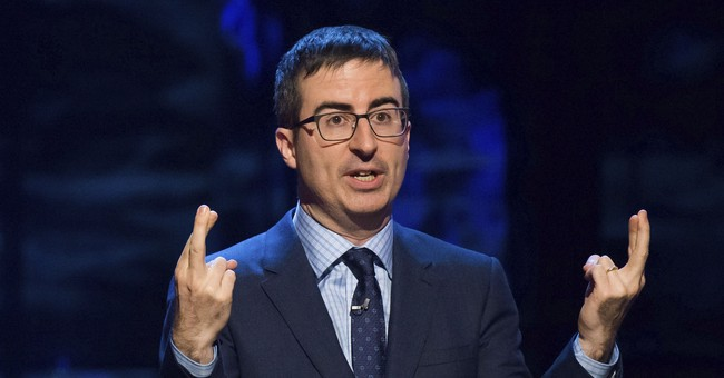 Comedian John Oliver Smears Faith-Based Crisis Pregnancy Centers in Offensive Segment