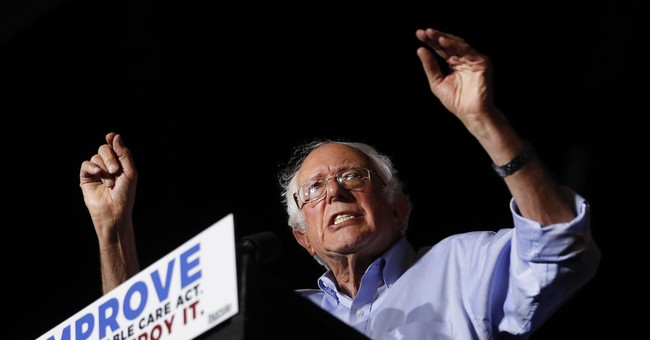 Here We Go: BernieCare Democrats Introduce Government-Supremacist Healthcare Scheme