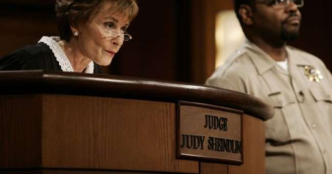 Judge Judy endorses Mike Bloomberg for president