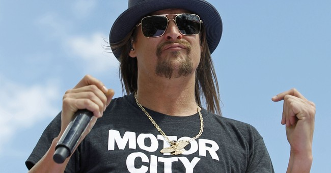 Kid Rock Gets VERY Candid About Joy Behar on 'Fox & Friends'