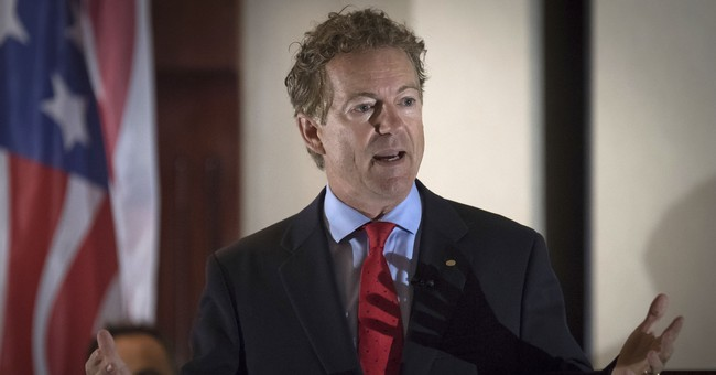 Senator Rand Paul thanks supporters after assault at Kentucky home