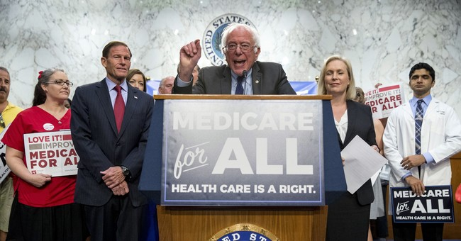 Federal Accountants: Medicare Insolvent By 2026. Democrats: Let's Expand It and Make it Mandatory For All.