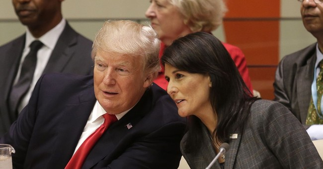 President Trump Goes After North Korea's 'Rocket Man', Iran and Loser Terrorists at the UN