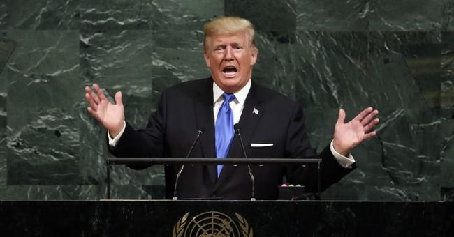 President Trump Calls Out North Korea's 'Rocket Man' Before the UN