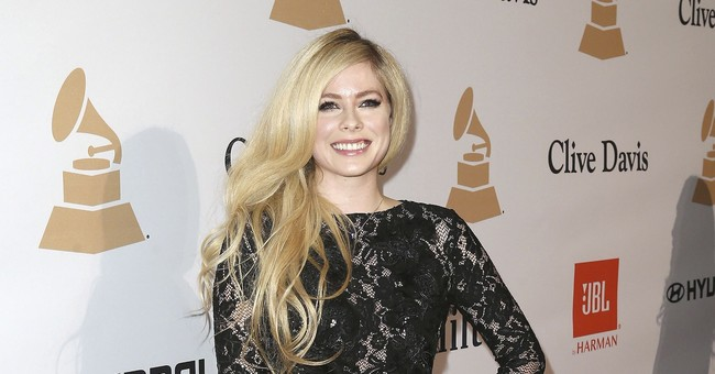Avril Lavigne Just Released New Music - and it's Pretty Personal