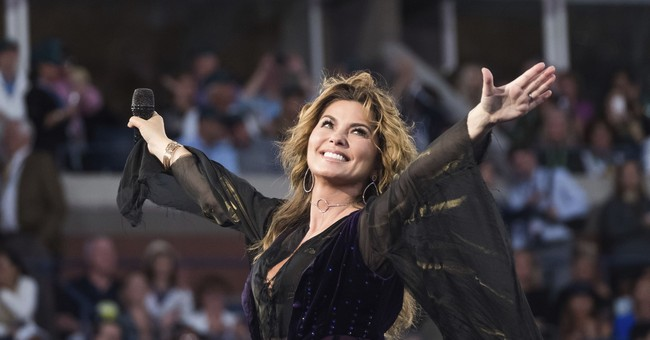 Shania Twain Explains Her Trump Comments