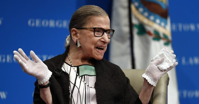 RBG Also Thinks Election Results Were Sexist