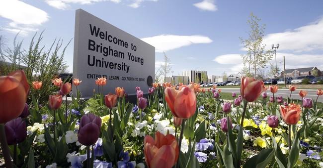 Cancel Culture Tries to Tear Down BYU