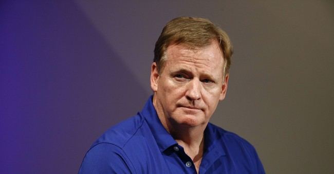 NFL Commissioner Slams Trump After Kaepernick Comments