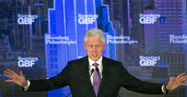 Hey Democrats, Remember When Bill Clinton Supported Cutting The Corporate Tax Rate