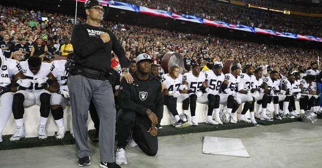 Shocker: Another Poll Shows Americans Aren't Big Fans of Anthem Protests