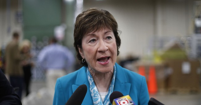 An Irresponsible Susan Collins Blocks Serious Heath Care Reform