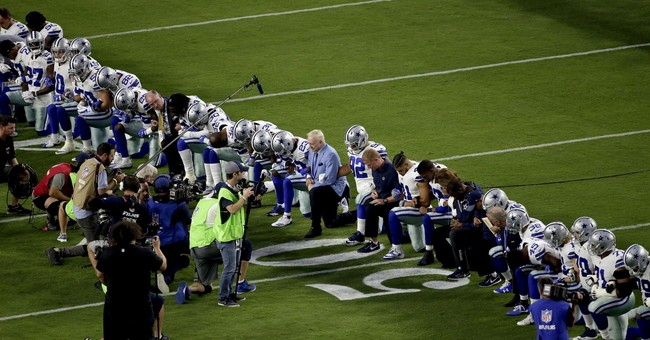 Who's Divisive -- the President or the Players?