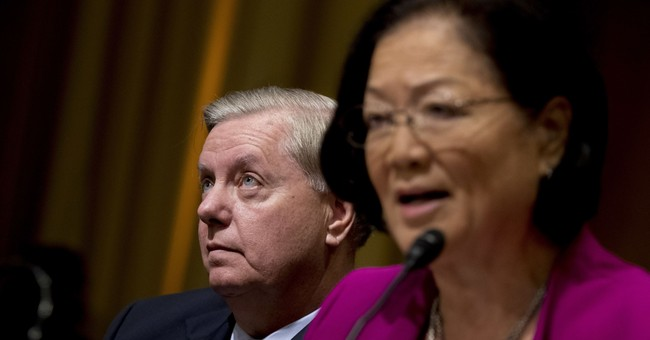 Sen. Hirono Condemns McConnell Calling Leftist Protestors a 'Mob', Says It 'Dangerously Underestimates' Them