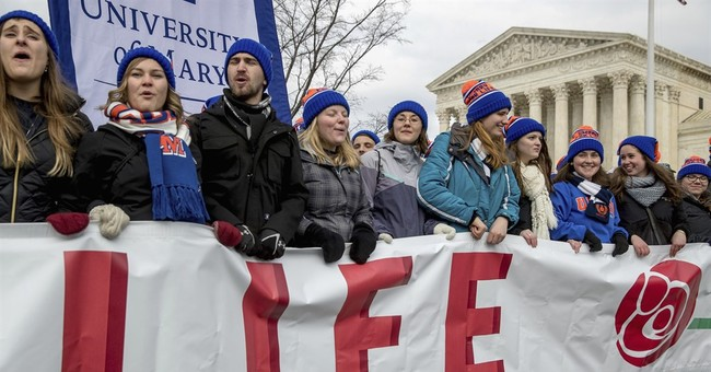 The Pro-life Movement's Moment