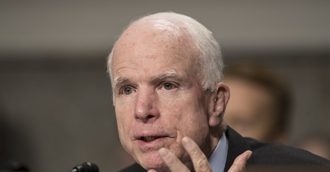 Damage Control? McCain Phones Australian Ambassador After Trump's Hostile Call With PM