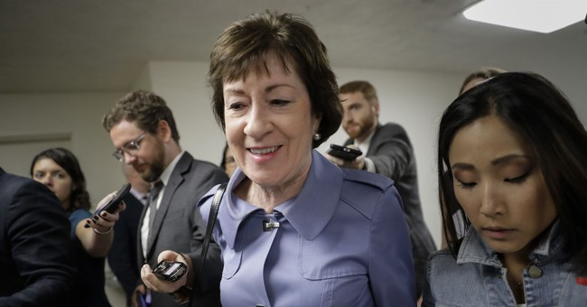 Sen. Susan Collins to Announce on Friday if She's Running for Governor