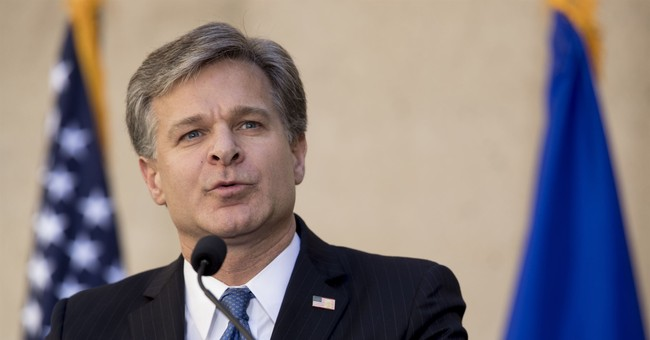 Chris Wray at the FBI – A Breath of Fresh Air
