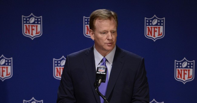 Roger Goodell Tells NFL Teams They Should Stand for Anthem: Protest Eroding 'Unifying Power of Game'