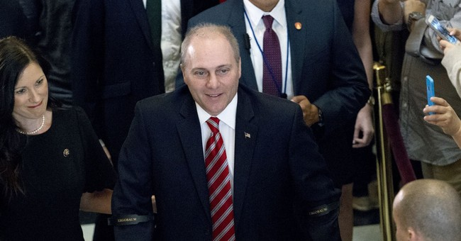 Scalise to Throw Out First Pitch at Nationals Game