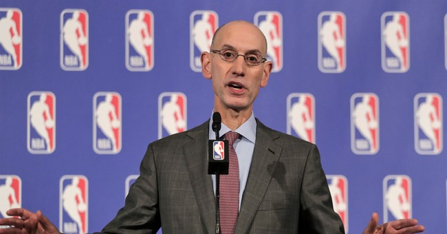 NBA commissioner's 'expectation' is that players stand for national anthem