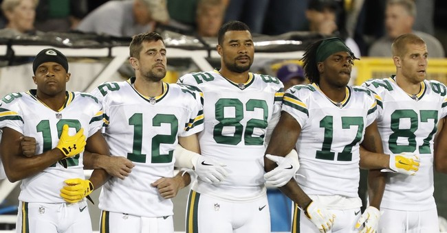 All Players Stood For National Anthem During Thursday Night's Football Game