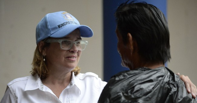 San Juan's Mayor Wears 'Nasty' Shirt in Interview