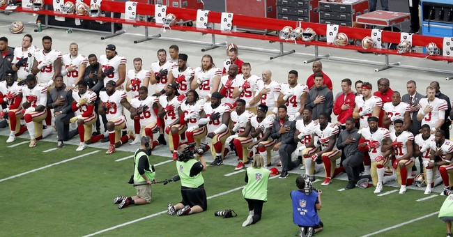 Majority of NFL Fans Plan to Watch Less Football After Anthem Protests