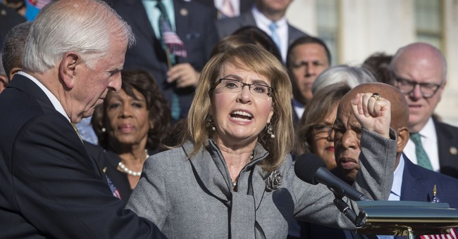 Gabrielle Giffords' Gun Control Group Aims to Take Down These Republicans During the 2018 Midterms