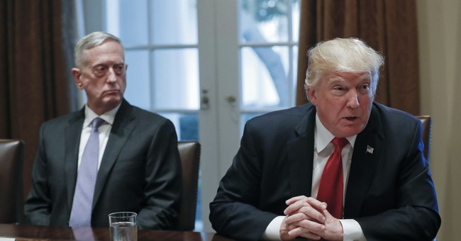 James Mattis: Trump Never Asked for More Nukes, Rex Never Called Him a Moron