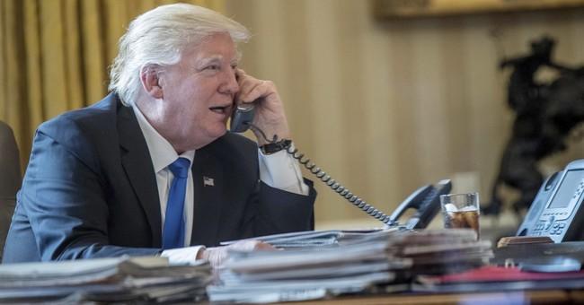 Trump and Putin's Phone Call