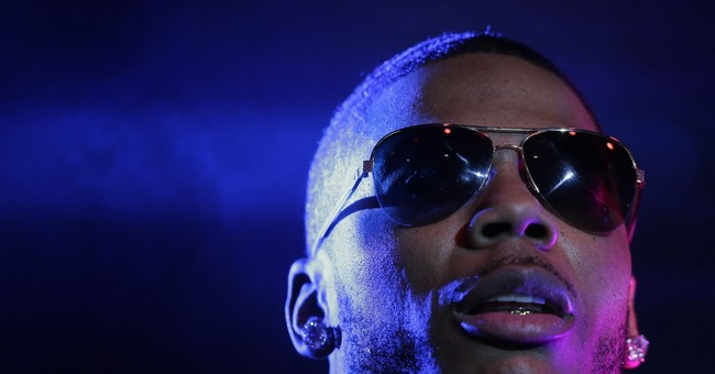 1ba723a062 wtop.com The Latest  Rapper Nelly released from jail after arrest