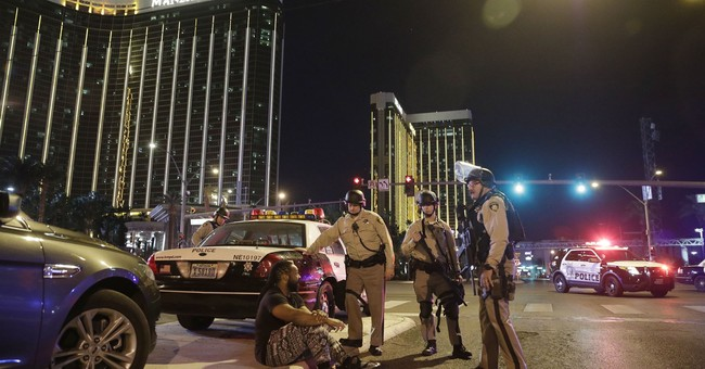 The Las Vegas Shooter Wrote A Note. Here's What He Jotted Down