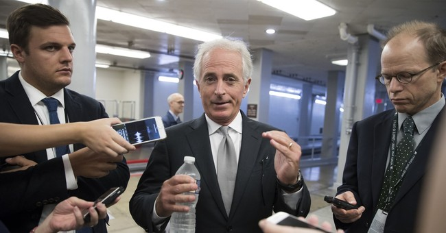 "GOP Senator Bob Corker Accuses the White House of Being an ""Adult Day Care Center"""