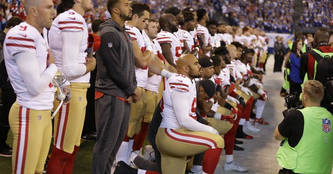 Poll: African Americans Want Black Lives Matter to Have National Leader Like Colin Kaepernick