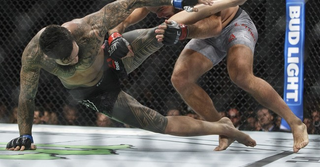 Uncle Sam: Don't Pick a Fight with the MMA