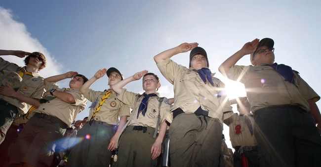 The Boy Scouts Take Oath to Political Correctness