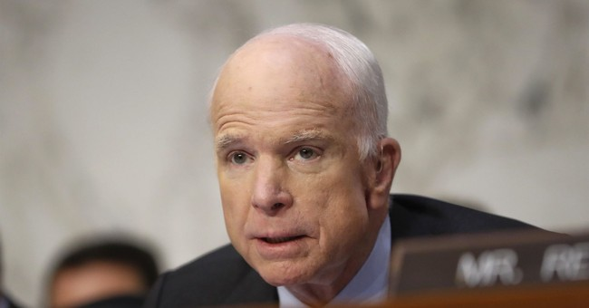 Senator McCain suggests subpoena to make White House cyber aide testify